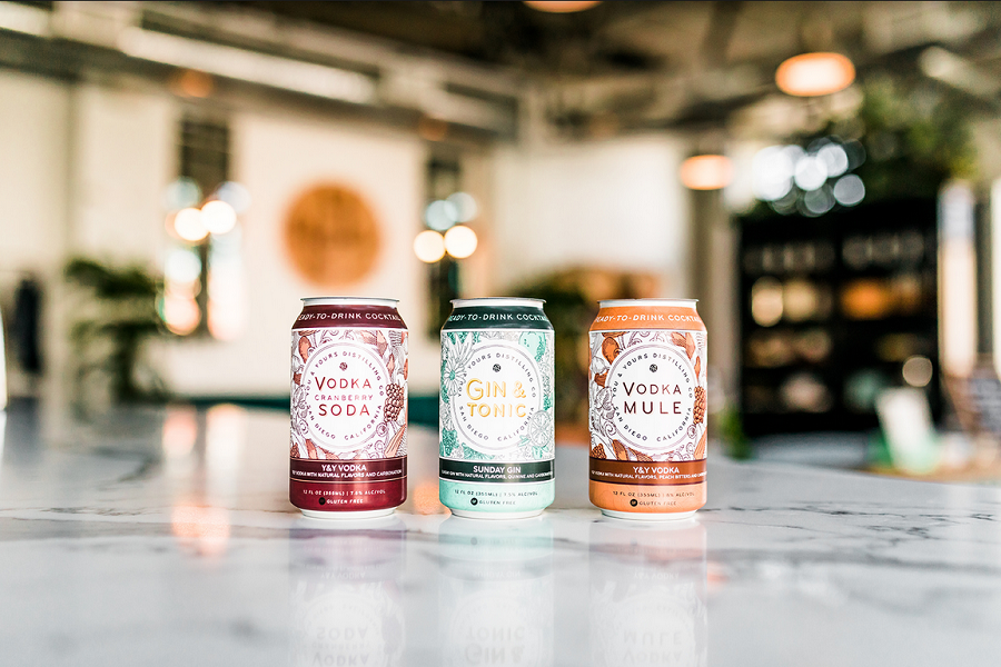 Core RTD Canned Cocktails