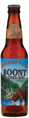 Product - Anderson Valley Boont Amber 2012