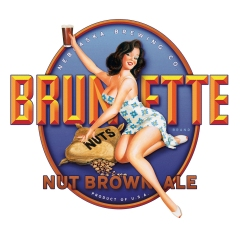 Nebraska Brewing Company Brunette Nut Brown Ale