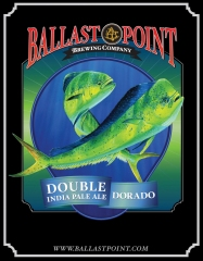 Product - Ballast Point Dorado Double IPA