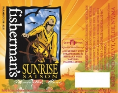 Fisherman's Sunrise Saison