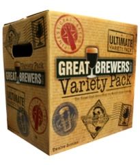 Product - GreatBrewers.com Variety 12-Pack