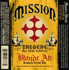 Product - Mission Blonde