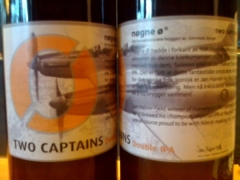 Nøgne Ø Two Captains Double IPA