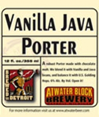Product - Atwater Vanilla Java Porter