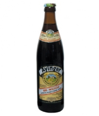 Product - Ayinger Ur-Weisse Dunkel
