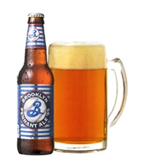 Product - Brooklyn Pennant Ale