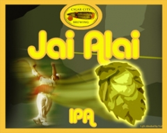 Product - Cigar City Jai Alai IPA