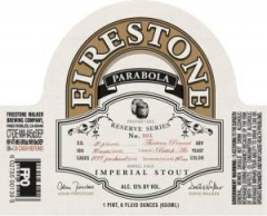 Product - Firestone Walker Parabola