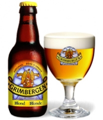 Product - Grimbergen Blonde