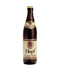 Product - Hopf Dunkle Weisse