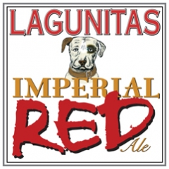 Product - Lagunitas Imperial Red
