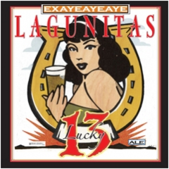 Product - Lagunitas Lucky 13