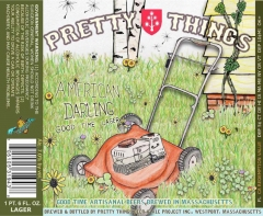 Product - Pretty Things American Darling