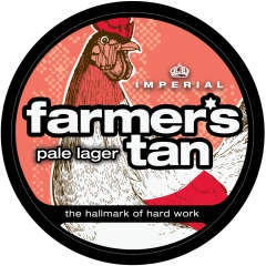 Product - Southern Tier Farmer's Tan Imperial Pale Lager