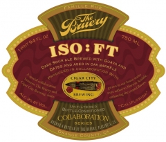 Product - The Bruery Cigar City ISOFT