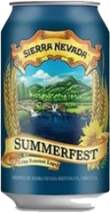 Product - Sierra Nevada Summerfest can