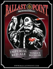 Product - Ballast Point Tongue Buckler Double Red