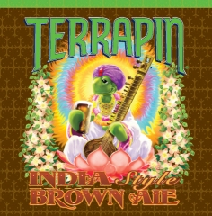 Product - Terrapin India Style Brown Ale