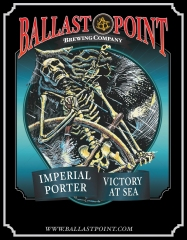 Product - Ballast Point Victory at Sea Coffee Vanilla Imperial Porter