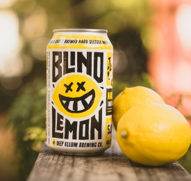 Deep Ellum Blind Lemon Seltzer Can
