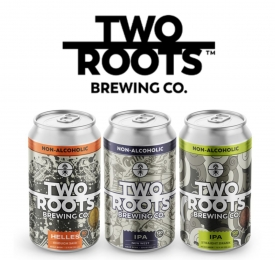 Two Roots Brewing Co. Packaging